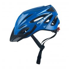 Casque VTT LED - Marquage Police Municipale