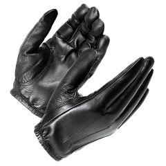 GANTS HATCH DURA-THIN POLICE SEARCH DUTY - CUIR - NOIR