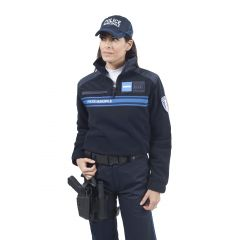 PULL-OVER POLAIRE XTRA POLICE MUNICIPALE