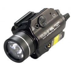 LAMPE STREAMLIGHT TLR-2 HL - NOIRE