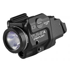 Lampe tactique Streamlight TLR-8A - Avec Switch haut - Laser rouge