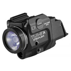 Lampe tactique Streamlight TLR-8A - Avec Switch haut et bas - Laser rouge