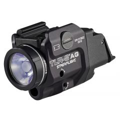 Lampe tactique Streamlight TLR-8AG - Avec Switch bas - Laser vert