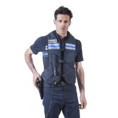GILET AIRBAG MOTO POLICE MUNICIPALE