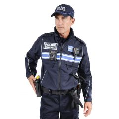 BLOUSON COUPE-VENT FIT POLICE MUNICIPALE